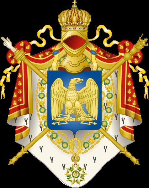 Ambassade du 3ème Régiment de Grenadiers de la Garde Armes_Imperiales